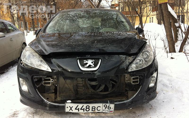 Peugeot 308 AT