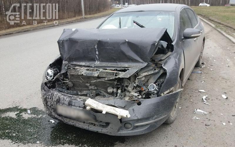 Nissan Teana 2012